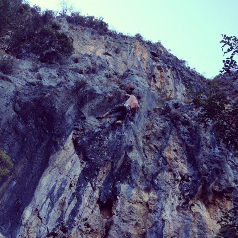 serious climbers