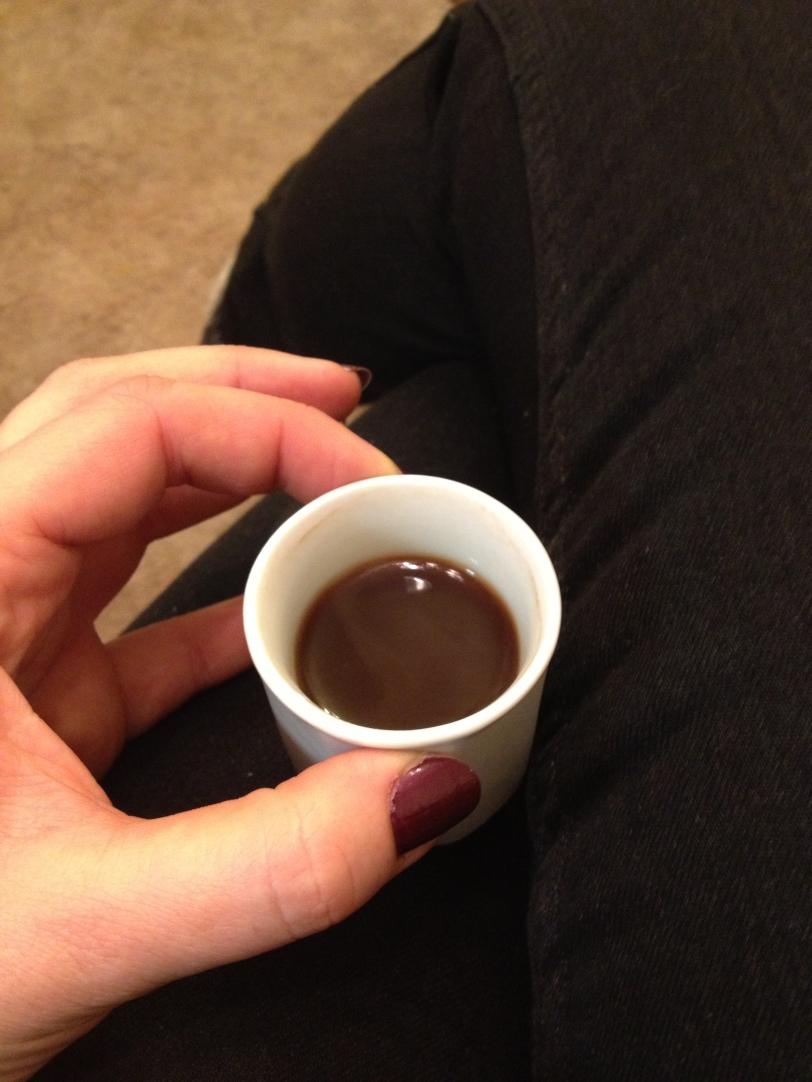 Türk kahvesi in America