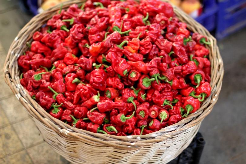 Plentiful peppers