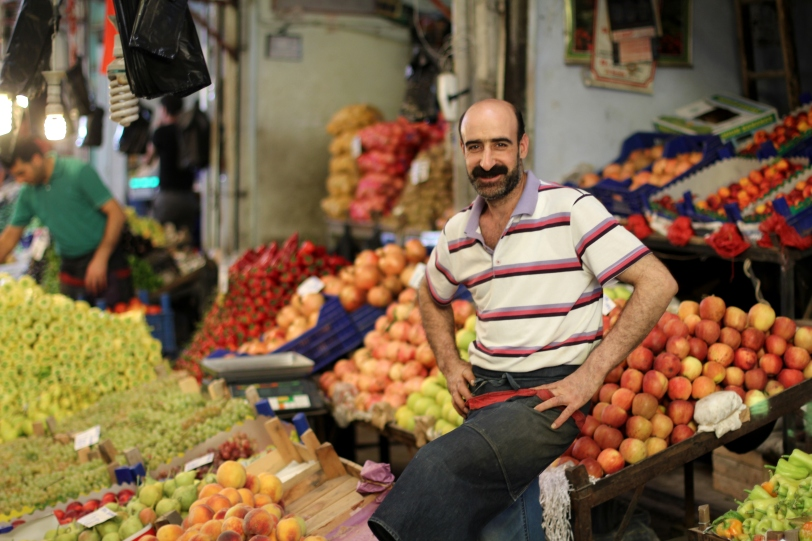 Vendor in Malatya