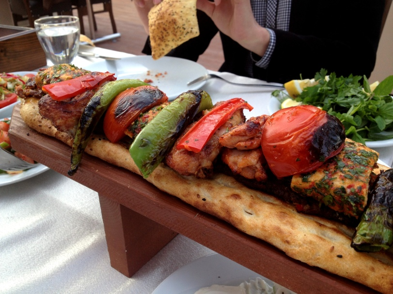 Adana kebab done right