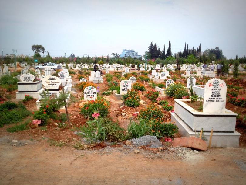 Tarsus cemetery