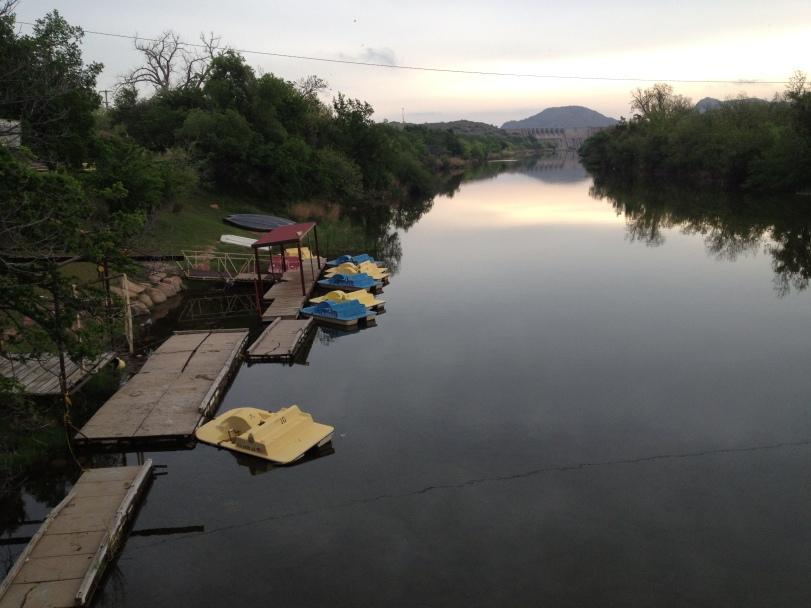 Lake Altus