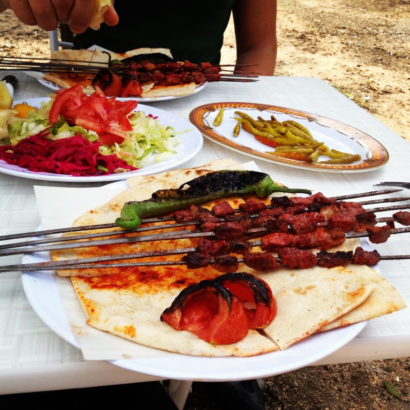 all kinds of kebab