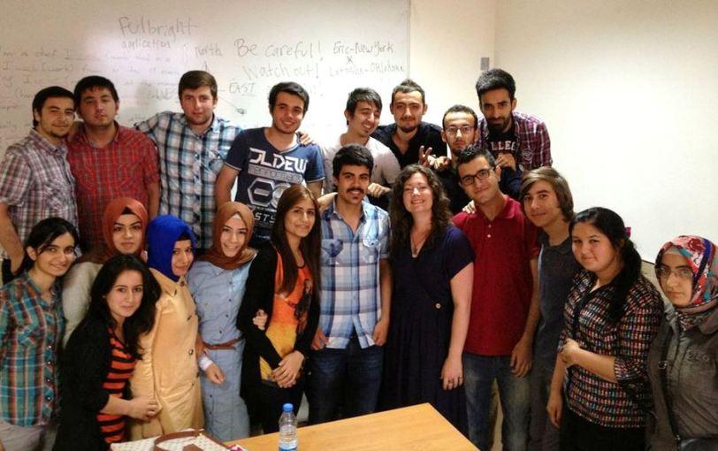 My last class