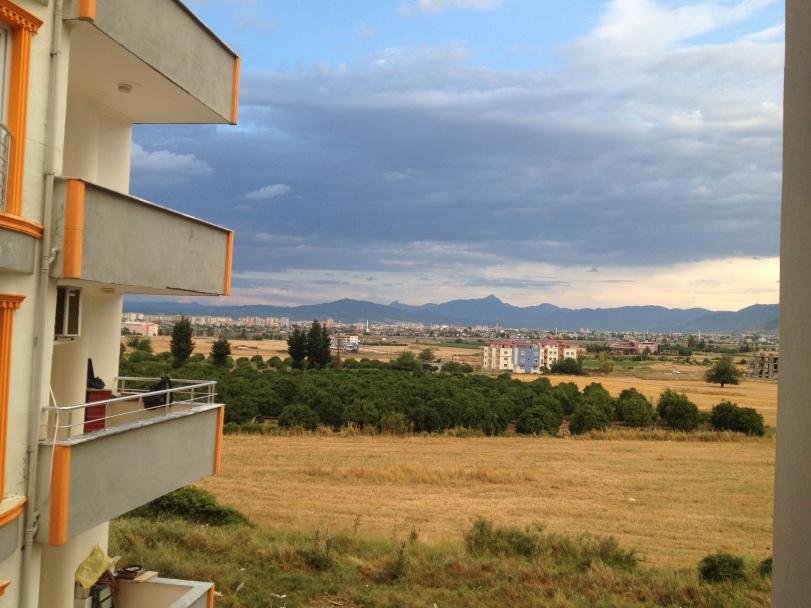 Excellent views abound