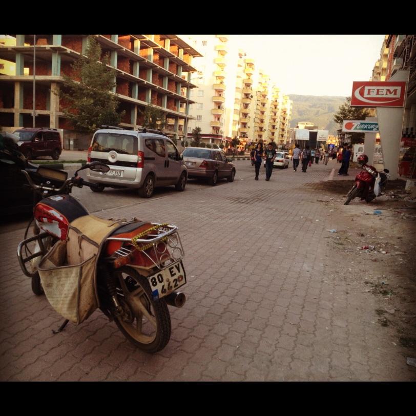 Downtown Osmaniye