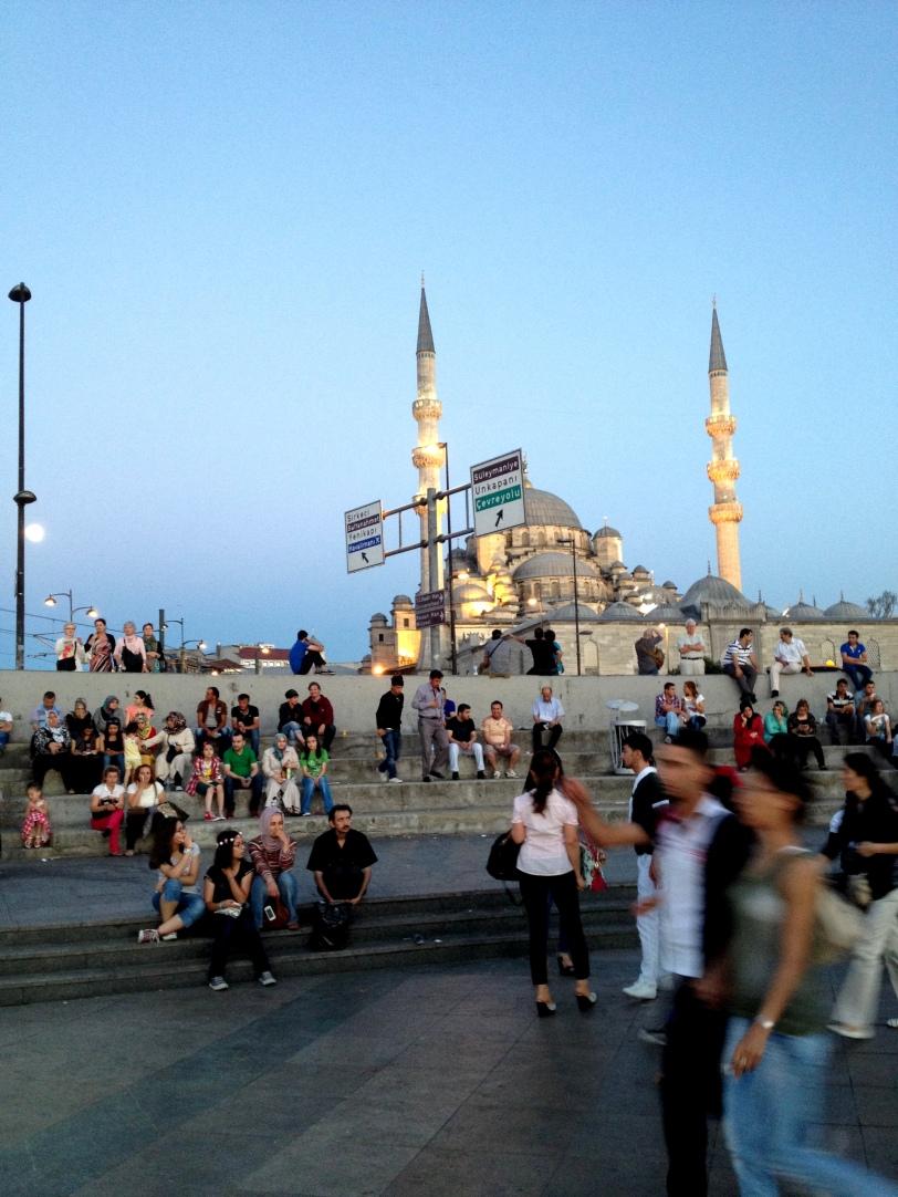 Chillin in Istanbul