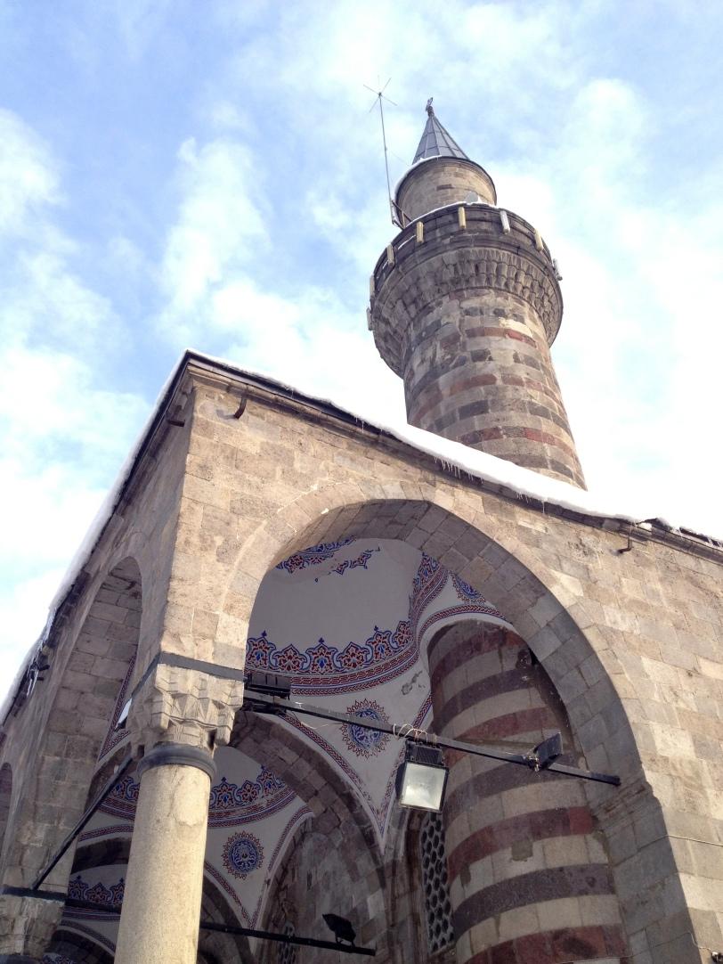 A local mosque