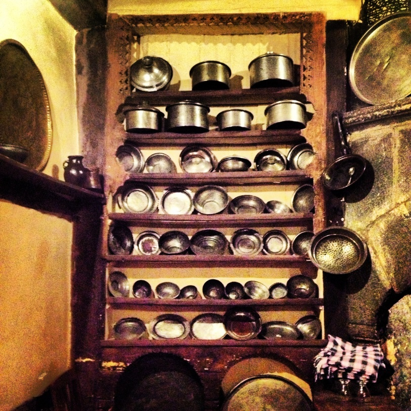 antique cookware