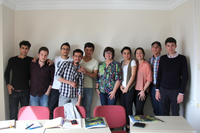 Meeting B1 class