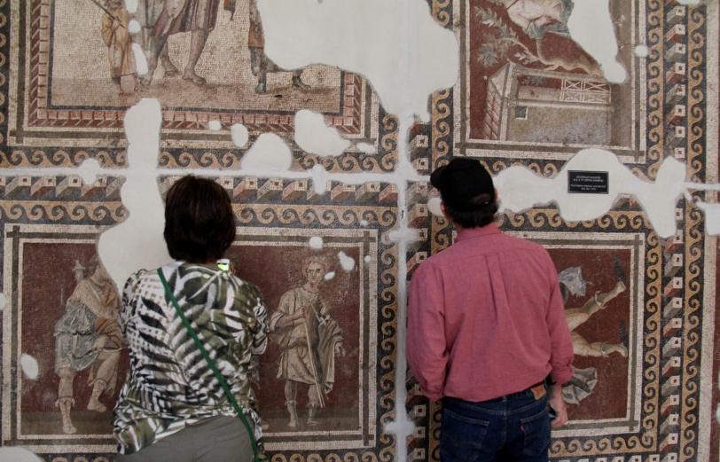 Analyzing the mosaics