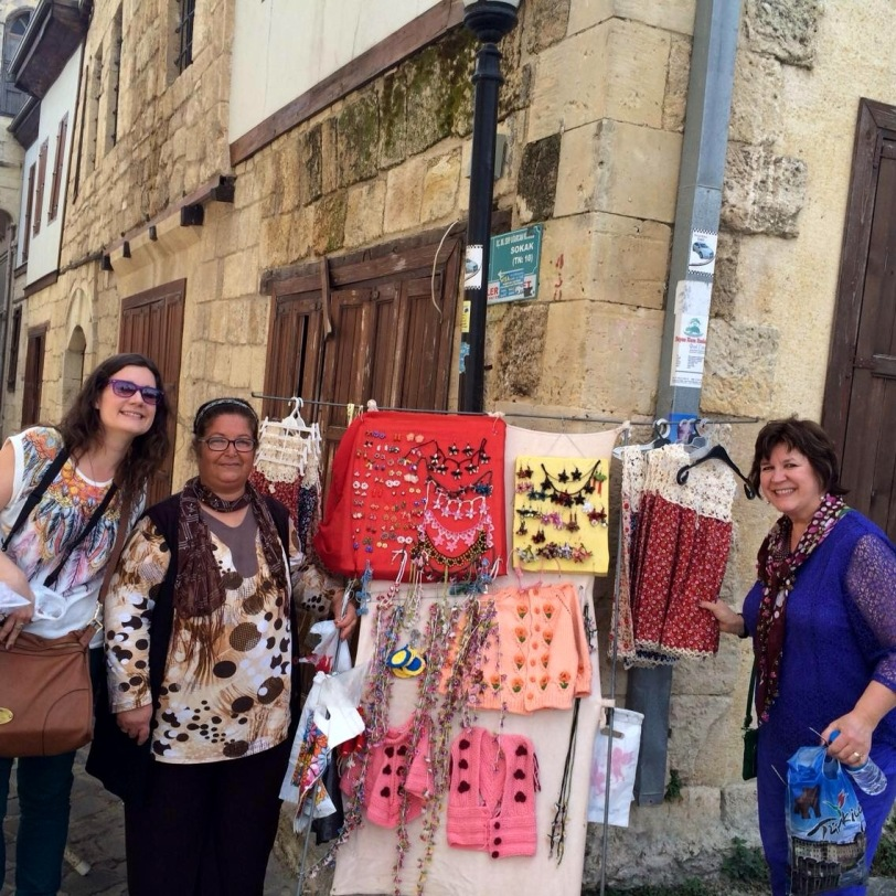 street shopping in Tarsus