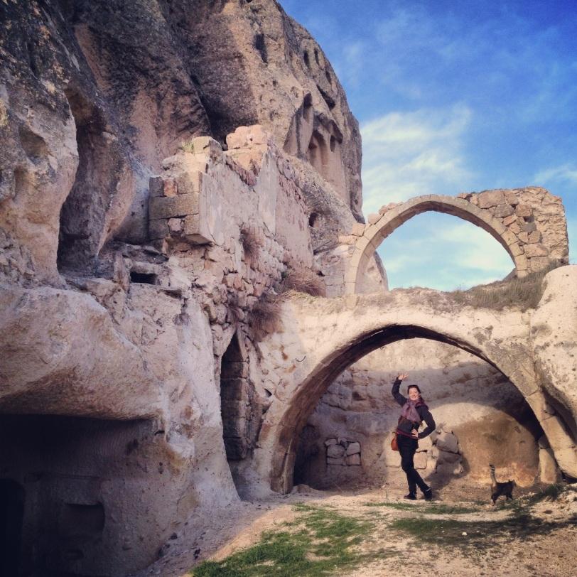 Wandering Cappadocia