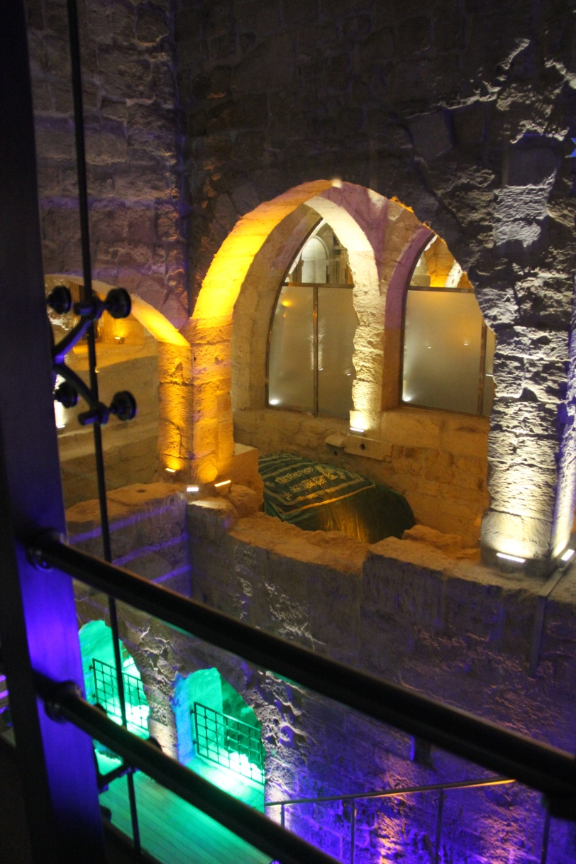The Tomb of Daniel