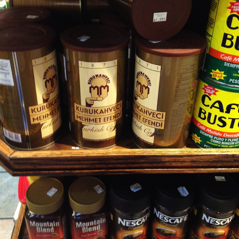 Mehmet Efendi Turkish Coffee for sale in NYC