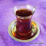 Taking Tea in Turkey