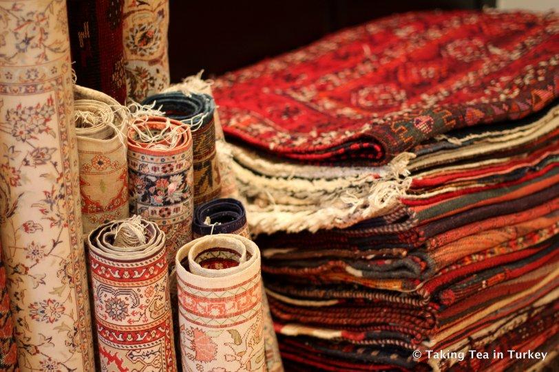 Turkish carpets are amazing