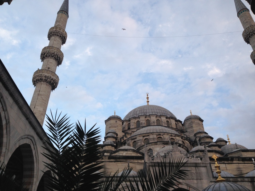Mosques are magnificent