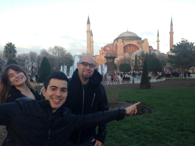 Fun times around Istanbul