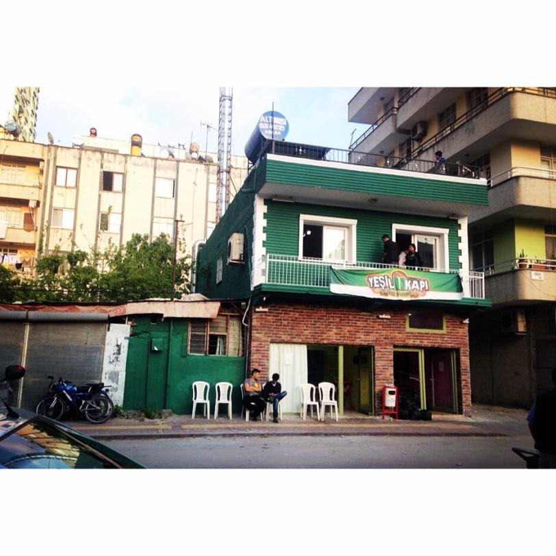 Yeşil Kapı Kebapçı, Adana